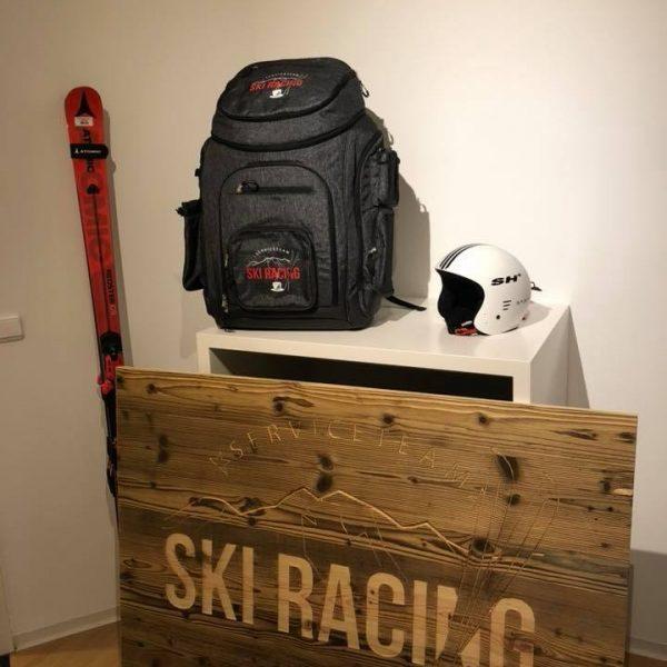 "RUCKSACK MODELL ""RACING"" schwarz"